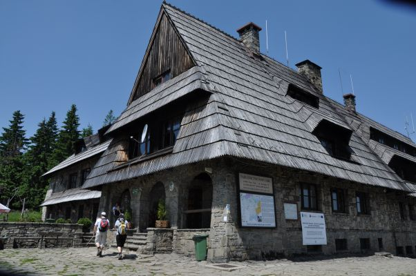PTTK Mountain Hostel on Turbacz